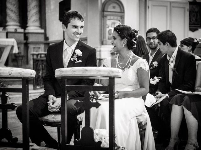 Le mariage de Michaël et Ruby à Chamblay, Jura 8