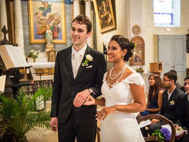 Le mariage de Michaël et Ruby à Chamblay, Jura 11