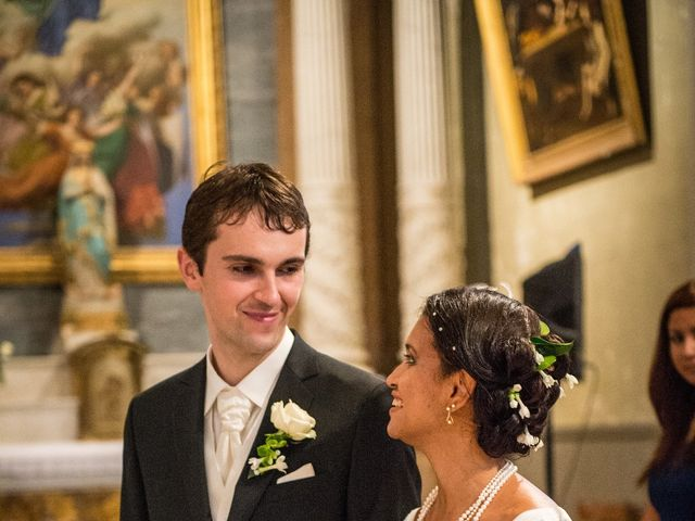 Le mariage de Michaël et Ruby à Chamblay, Jura 12
