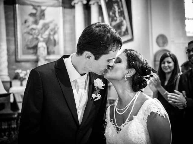 Le mariage de Michaël et Ruby à Chamblay, Jura 15