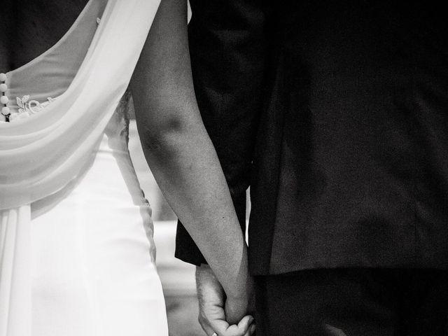 Le mariage de Michaël et Ruby à Chamblay, Jura 17