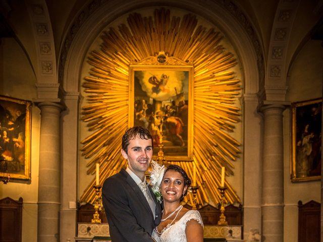 Le mariage de Michaël et Ruby à Chamblay, Jura 20