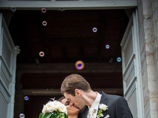 Le mariage de Michaël et Ruby à Chamblay, Jura 22
