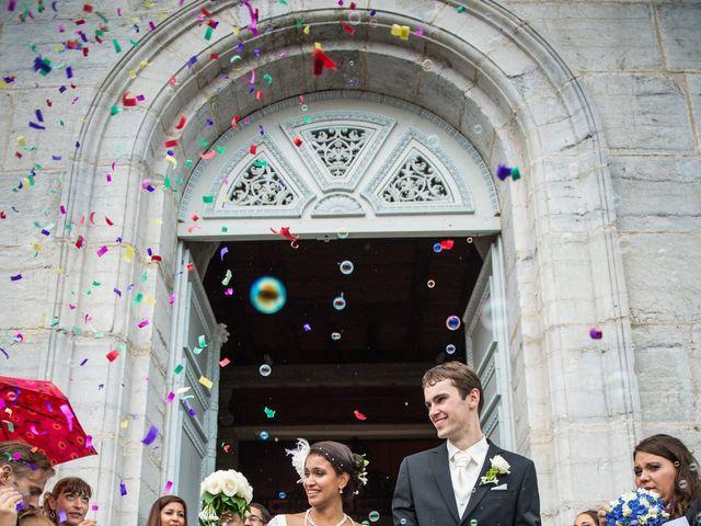 Le mariage de Michaël et Ruby à Chamblay, Jura 23