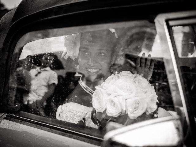 Le mariage de Michaël et Ruby à Chamblay, Jura 24