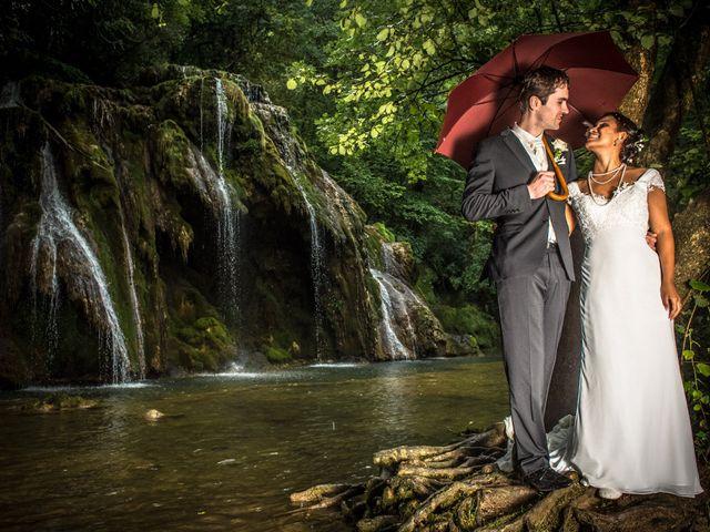 Le mariage de Michaël et Ruby à Chamblay, Jura 25