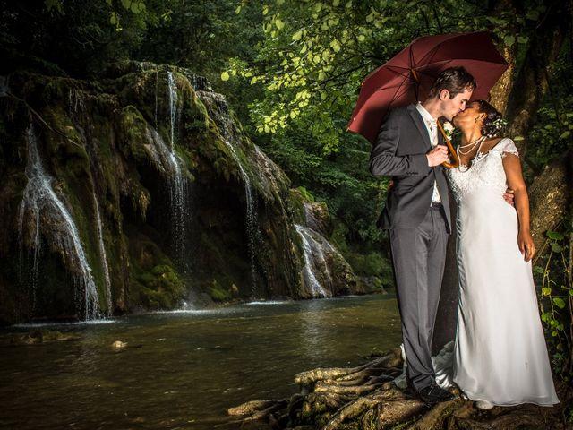 Le mariage de Michaël et Ruby à Chamblay, Jura 26