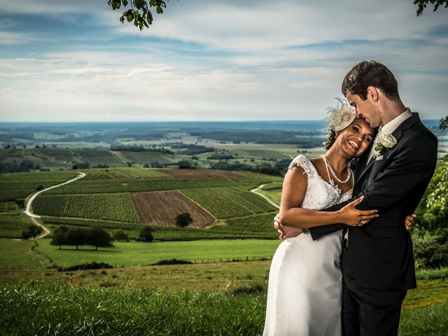 Le mariage de Michaël et Ruby à Chamblay, Jura 27
