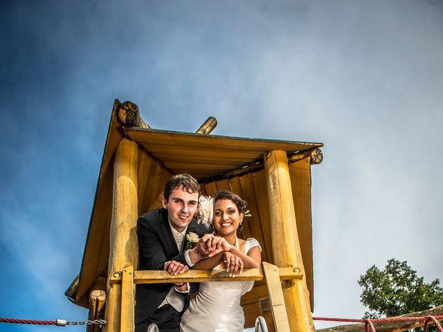 Le mariage de Michaël et Ruby à Chamblay, Jura 28