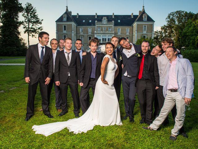 Le mariage de Michaël et Ruby à Chamblay, Jura 31