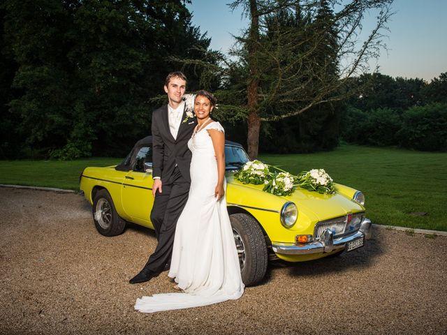 Le mariage de Michaël et Ruby à Chamblay, Jura 35