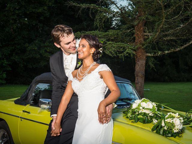 Le mariage de Michaël et Ruby à Chamblay, Jura 36