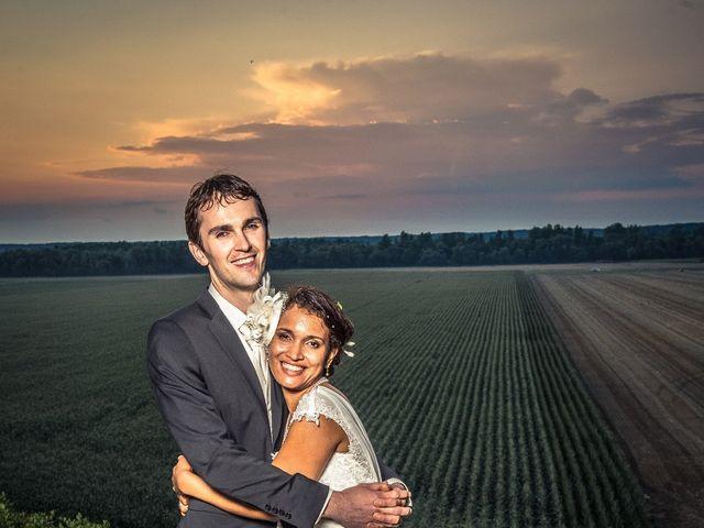 Le mariage de Michaël et Ruby à Chamblay, Jura 37