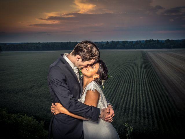 Le mariage de Michaël et Ruby à Chamblay, Jura 38
