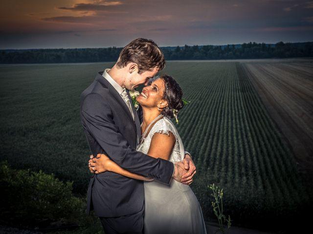 Le mariage de Michaël et Ruby à Chamblay, Jura 39