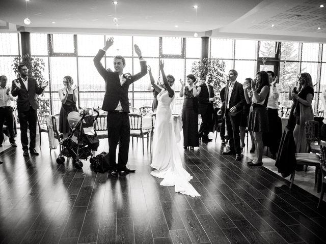 Le mariage de Michaël et Ruby à Chamblay, Jura 40