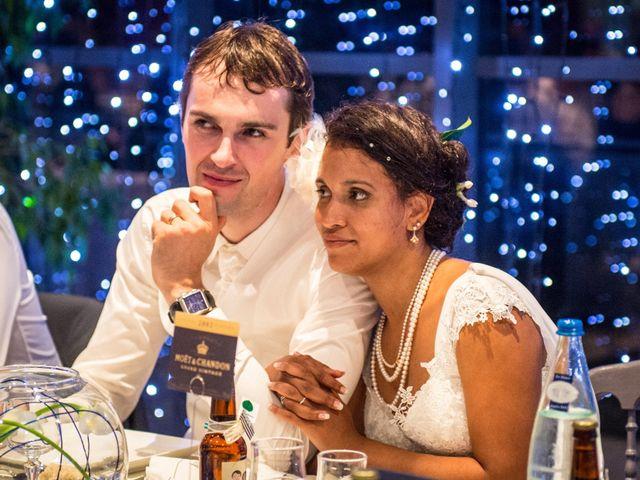 Le mariage de Michaël et Ruby à Chamblay, Jura 42