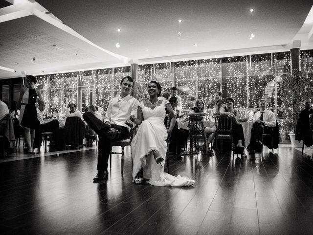 Le mariage de Michaël et Ruby à Chamblay, Jura 44