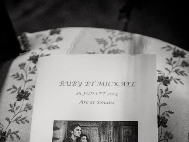 Le mariage de Michaël et Ruby à Chamblay, Jura 75