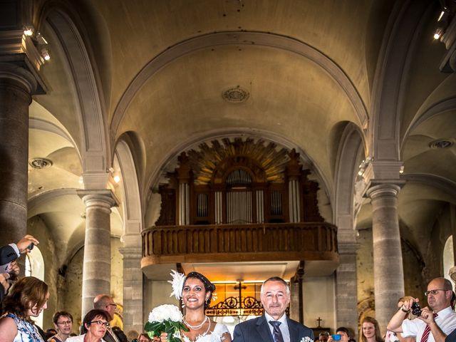 Le mariage de Michaël et Ruby à Chamblay, Jura 77