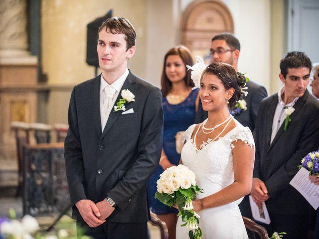 Le mariage de Michaël et Ruby à Chamblay, Jura 78