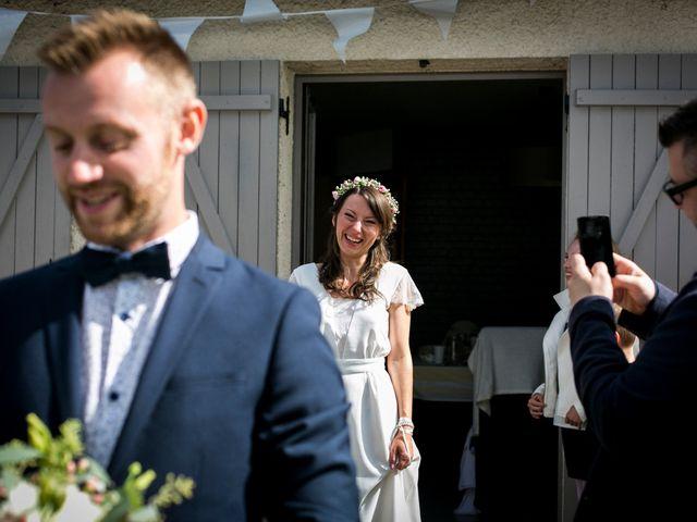 Le mariage de Guillaume et Angélique à Oye-Plage, Pas-de-Calais 21