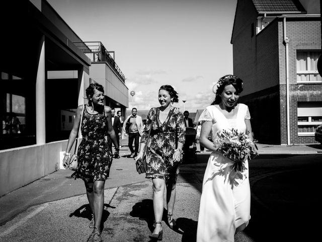 Le mariage de Guillaume et Angélique à Oye-Plage, Pas-de-Calais 24