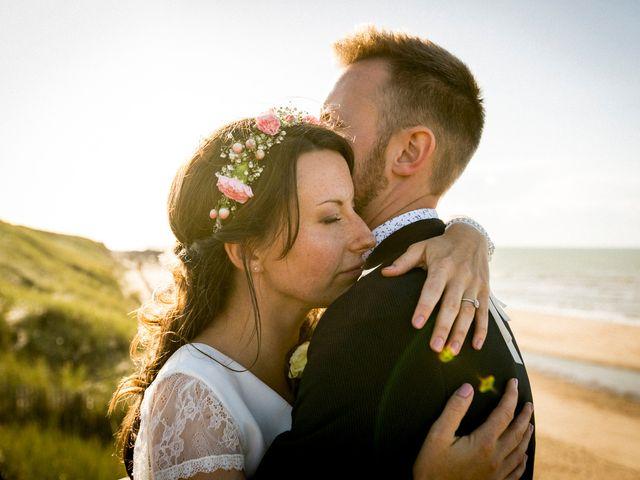 Le mariage de Guillaume et Angélique à Oye-Plage, Pas-de-Calais 2