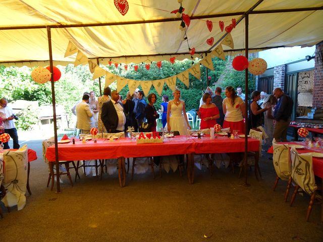 Le mariage de Bruno et Amélie à Pihem, Pas-de-Calais 10