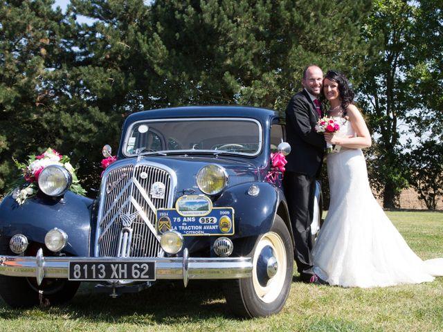 Le mariage de Mickaël et Séverine à Bullecourt, Pas-de-Calais 2