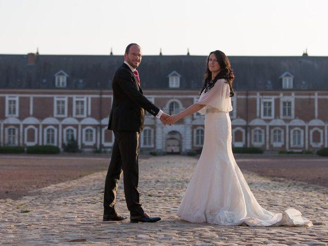 Le mariage de Mickaël et Séverine à Bullecourt, Pas-de-Calais 15
