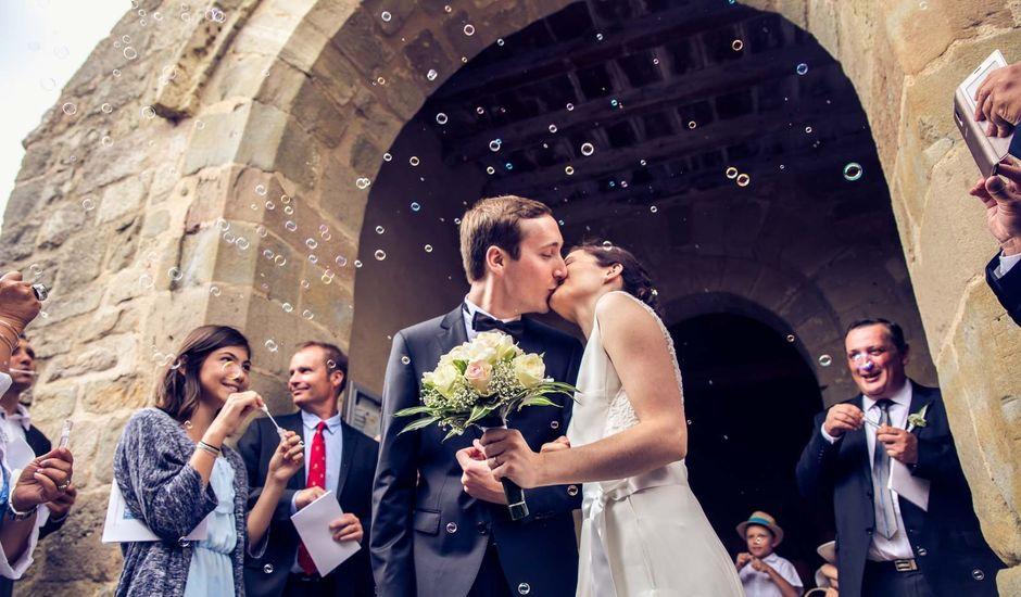Le mariage de David et Camille à Carcassonne, Aude
