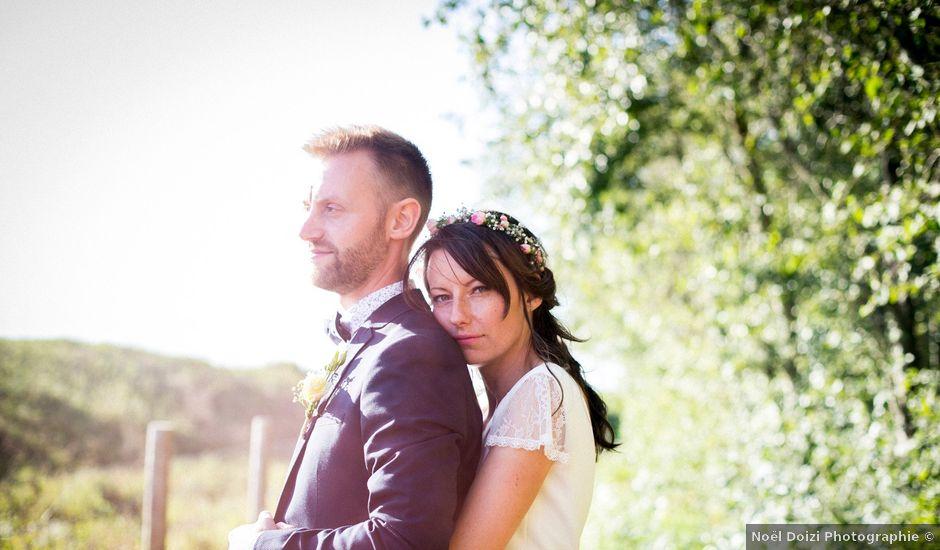 Le mariage de Guillaume et Angélique à Oye-Plage, Pas-de-Calais