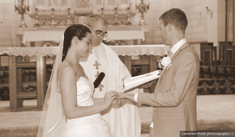 Le mariage de Jarrad et Jennifer à Autigny-la-Tour, Vosges