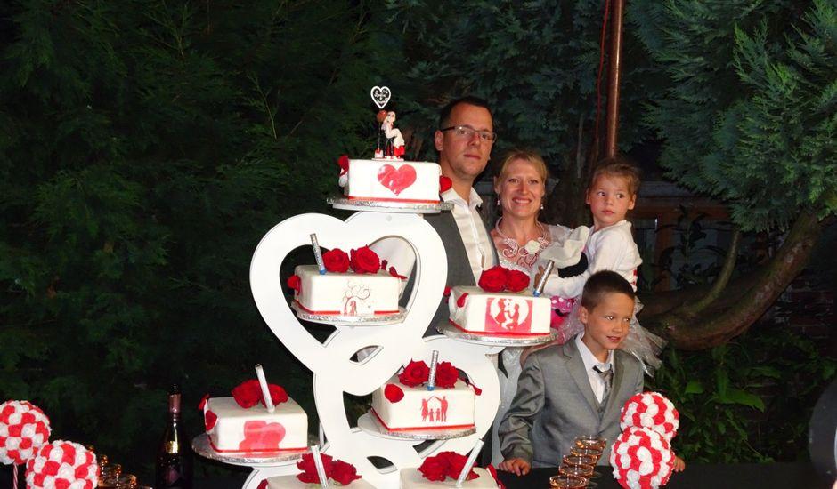 Le mariage de Bruno et Amélie à Pihem, Pas-de-Calais