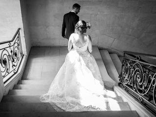 Le mariage de Meghann et Florian  1