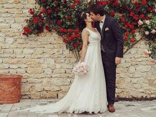 Le mariage de Bélinda et Mathieu