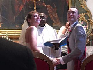 Le mariage de Sandrine  et Xavier