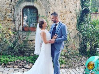 Le mariage de Livia  et Gaetan