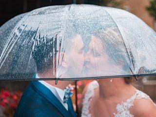 Le mariage de Gwenola et Romain