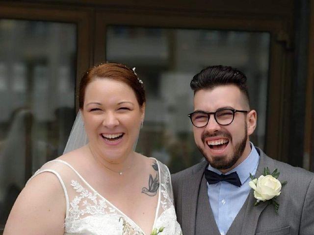 Le mariage de Romain  et Audrey  à Le Petit-Quevilly, Seine-Maritime 1