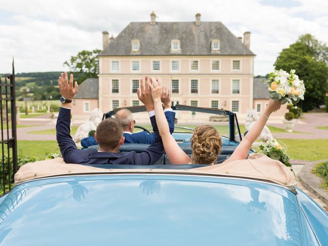 Le mariage de Florian  et Meghann à Caen, Calvados 3