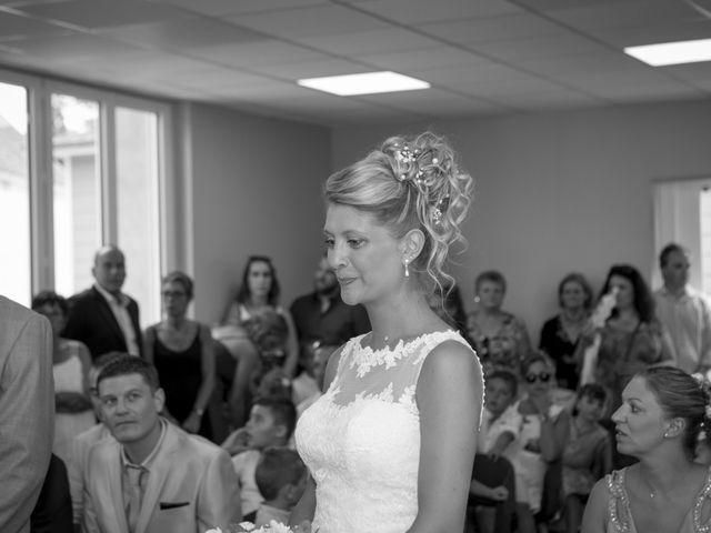 Le mariage de Rémy et Stéphanie à Orval, Cher 37
