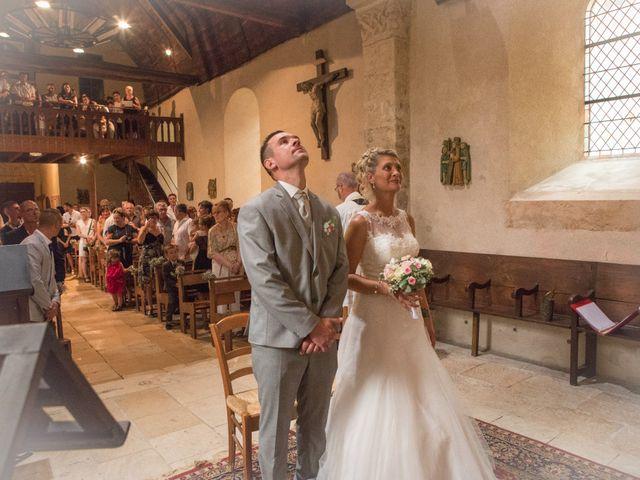 Le mariage de Rémy et Stéphanie à Orval, Cher 43
