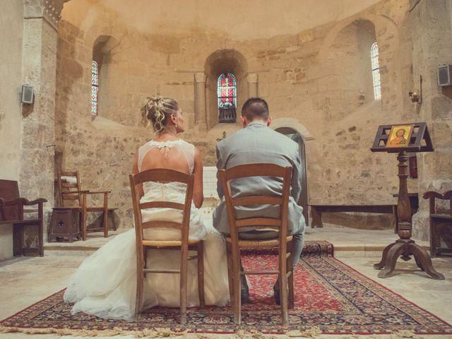 Le mariage de Rémy et Stéphanie à Orval, Cher 44