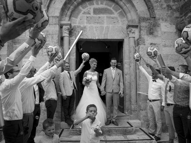 Le mariage de Rémy et Stéphanie à Orval, Cher 54