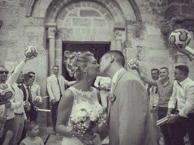 Le mariage de Rémy et Stéphanie à Orval, Cher 56