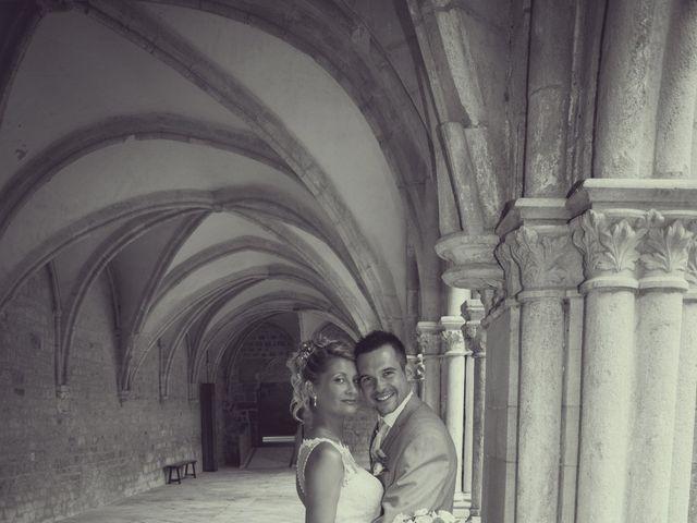 Le mariage de Rémy et Stéphanie à Orval, Cher 1