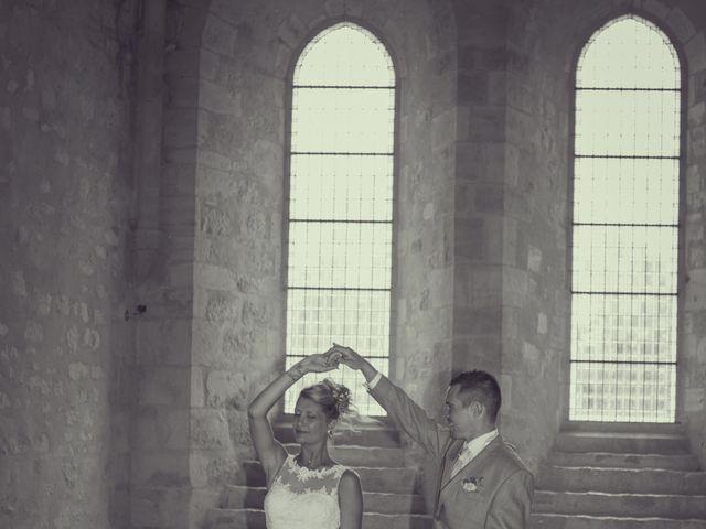 Le mariage de Rémy et Stéphanie à Orval, Cher 78