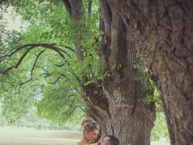 Le mariage de Rémy et Stéphanie à Orval, Cher 80